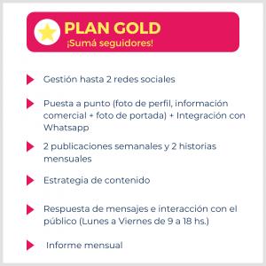 PLAN GOLD